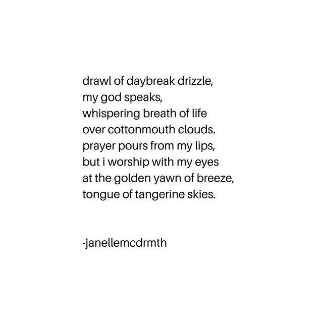"""the heavens declare"" . . . . . . . . . . . . . . . . #poetry #poem #poet #igpoetry #igpoem #igpoems #poetsofig #poemsofig #poetryofig #poetsociety #poetssociety #poetrycommunity #writersofig #wordsmeanthings #blackgirlmagic #blackwomenwrite #shortpoem #joy #culture #nyc #wordplay #miami #sunrise #travel"