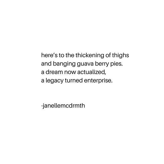 """""""fireman derek's"""" . . . . . . . . . . . . . . . . . . #poetry #poem #poet #igpoetry #igpoem #igpoems #poetsofig #poemsofig #poetryofig #poetsociety #poetssociety #poetrycommunity #writersofig #wordsmeanthings #blackgirlmagic #blackwomenwrite #shortpoem #joy #culture #nyc #wordplay #miami #pie #guava #firemandereks"""