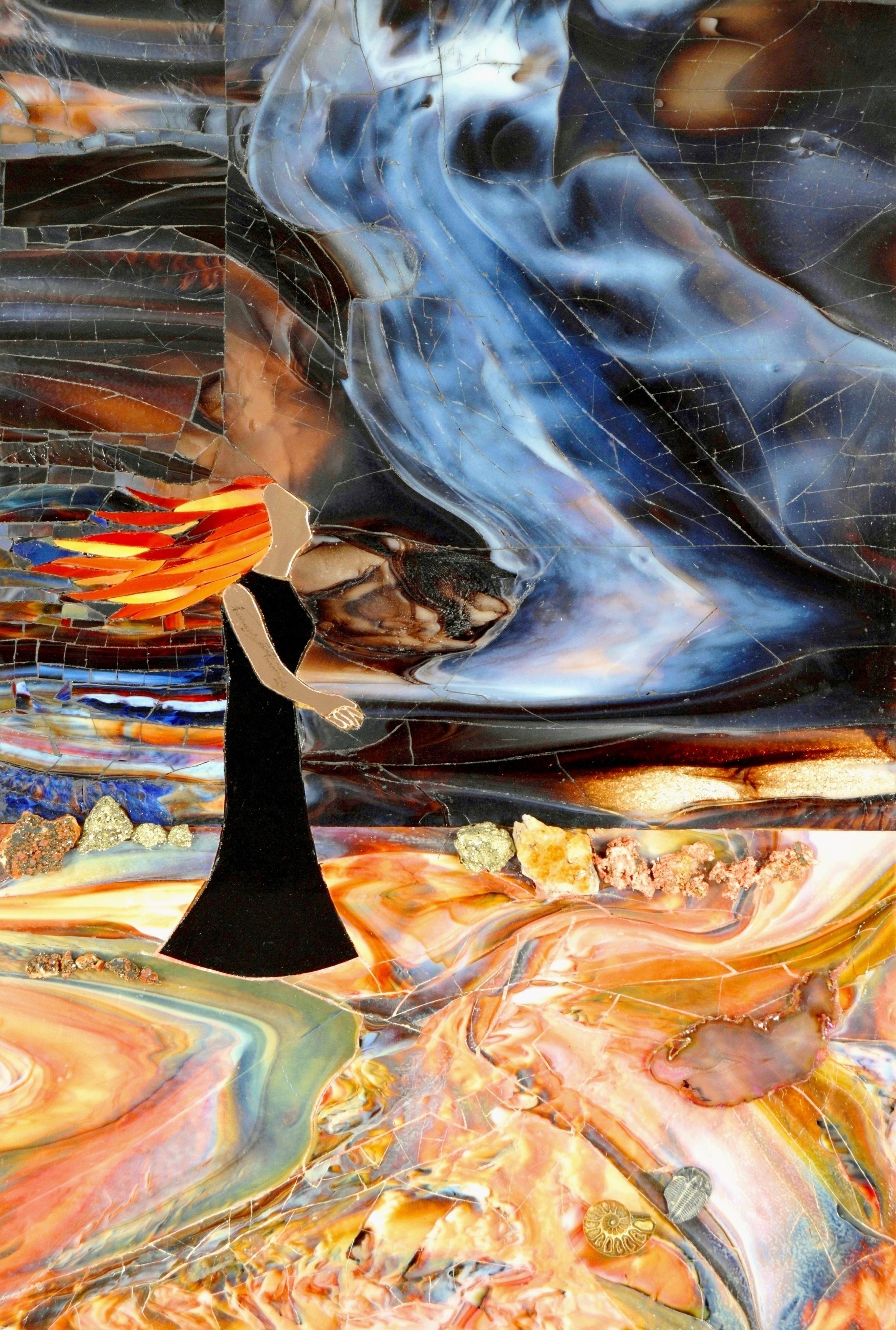 """""""I AM WOMAN - Earth, Wind, Water, Fire"""""""