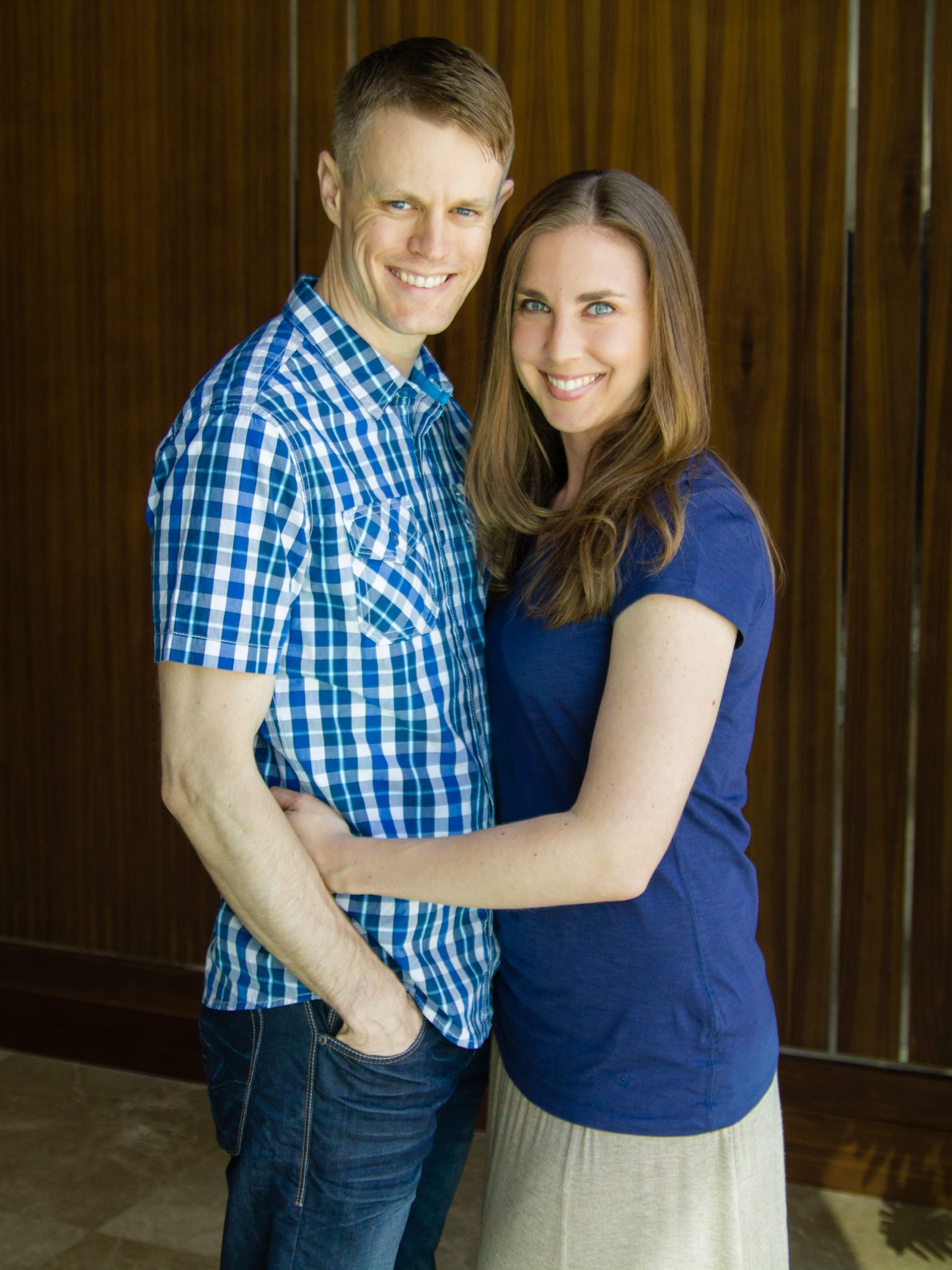 Brandon and Katie Price