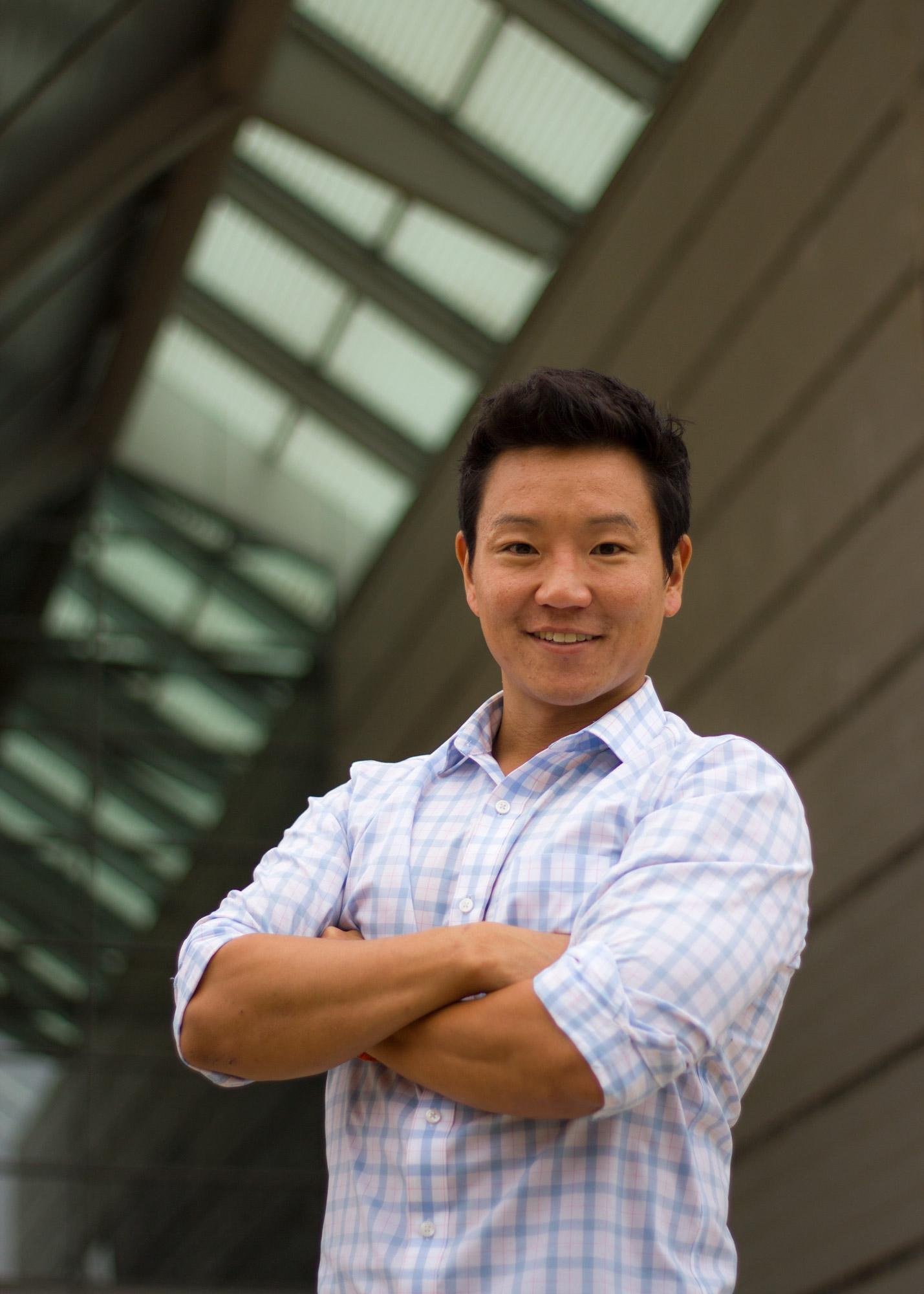 Pastor Jacob Kim