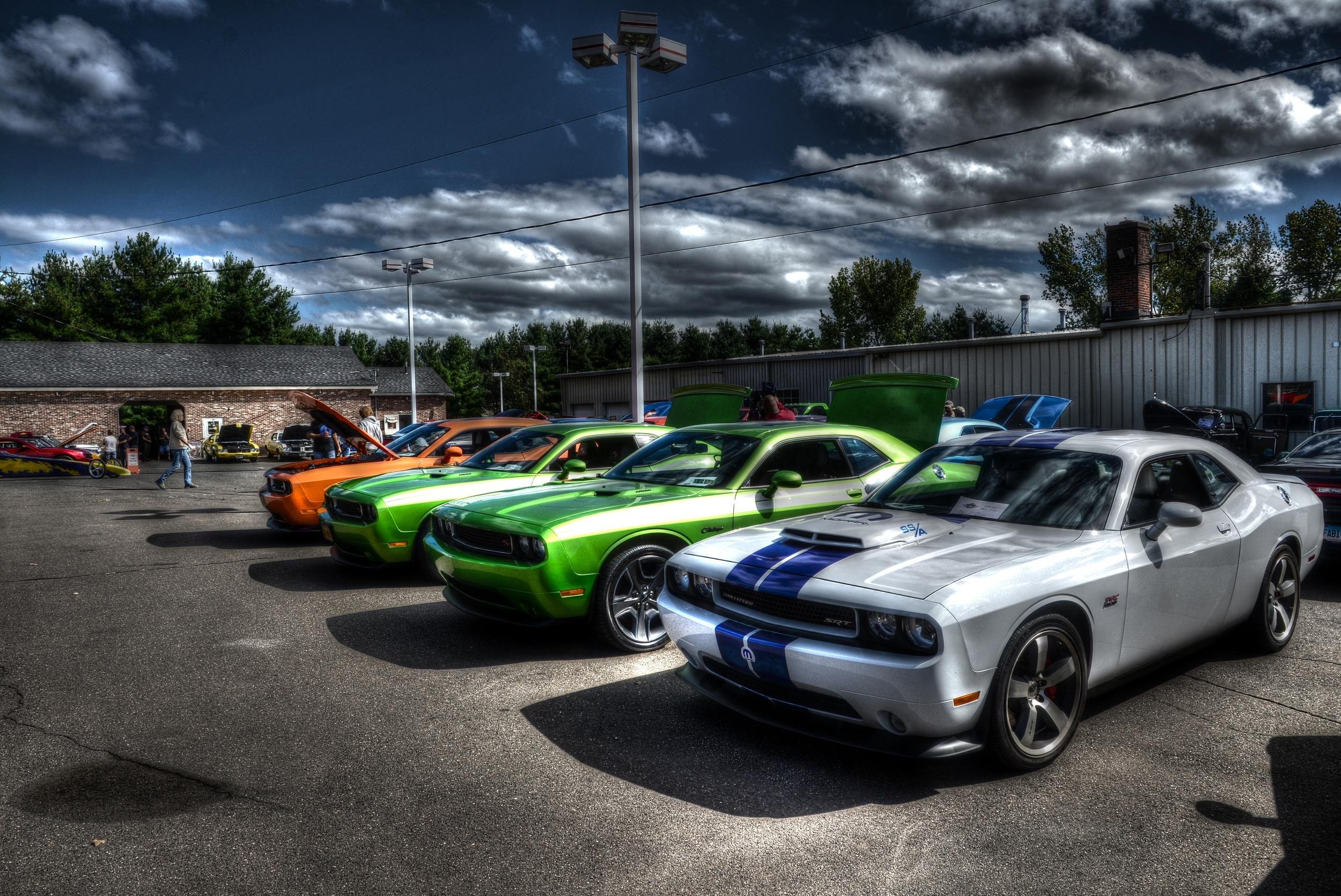 Dodge Challengers