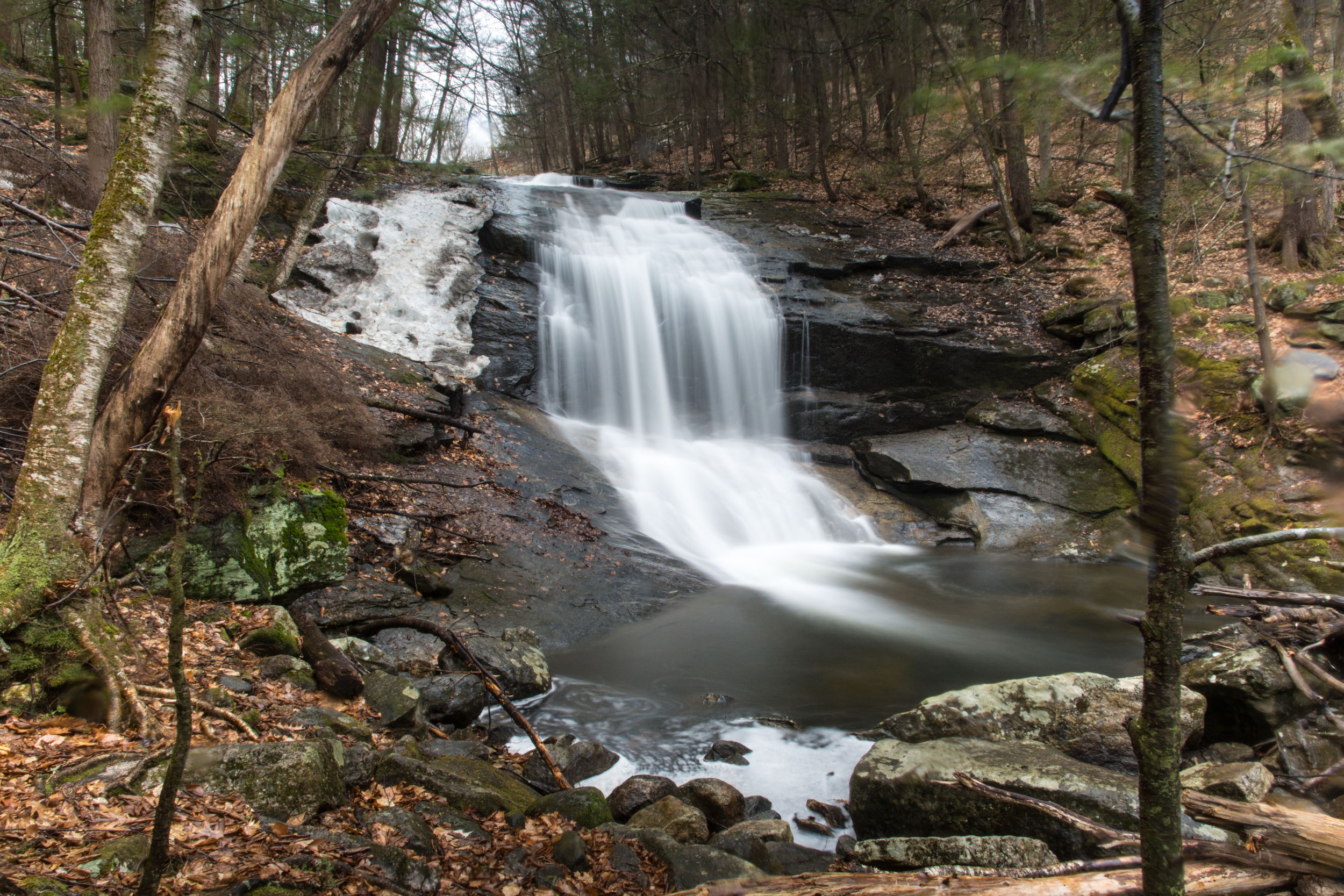 Chapel Brook Falls #3