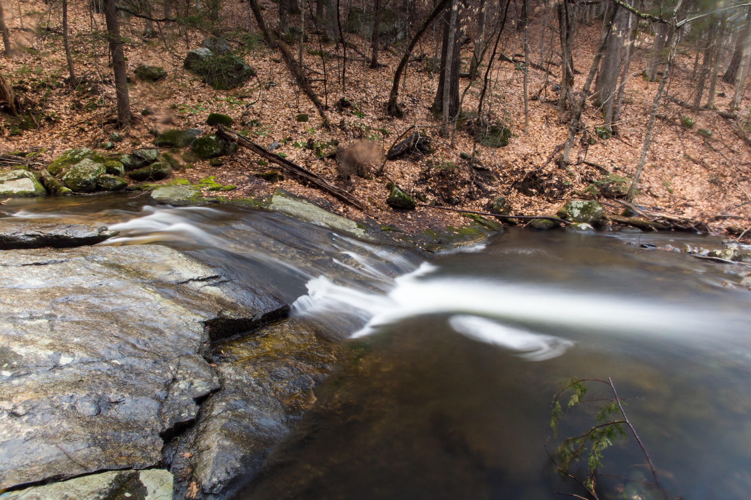 Chapel Brook Falls #4