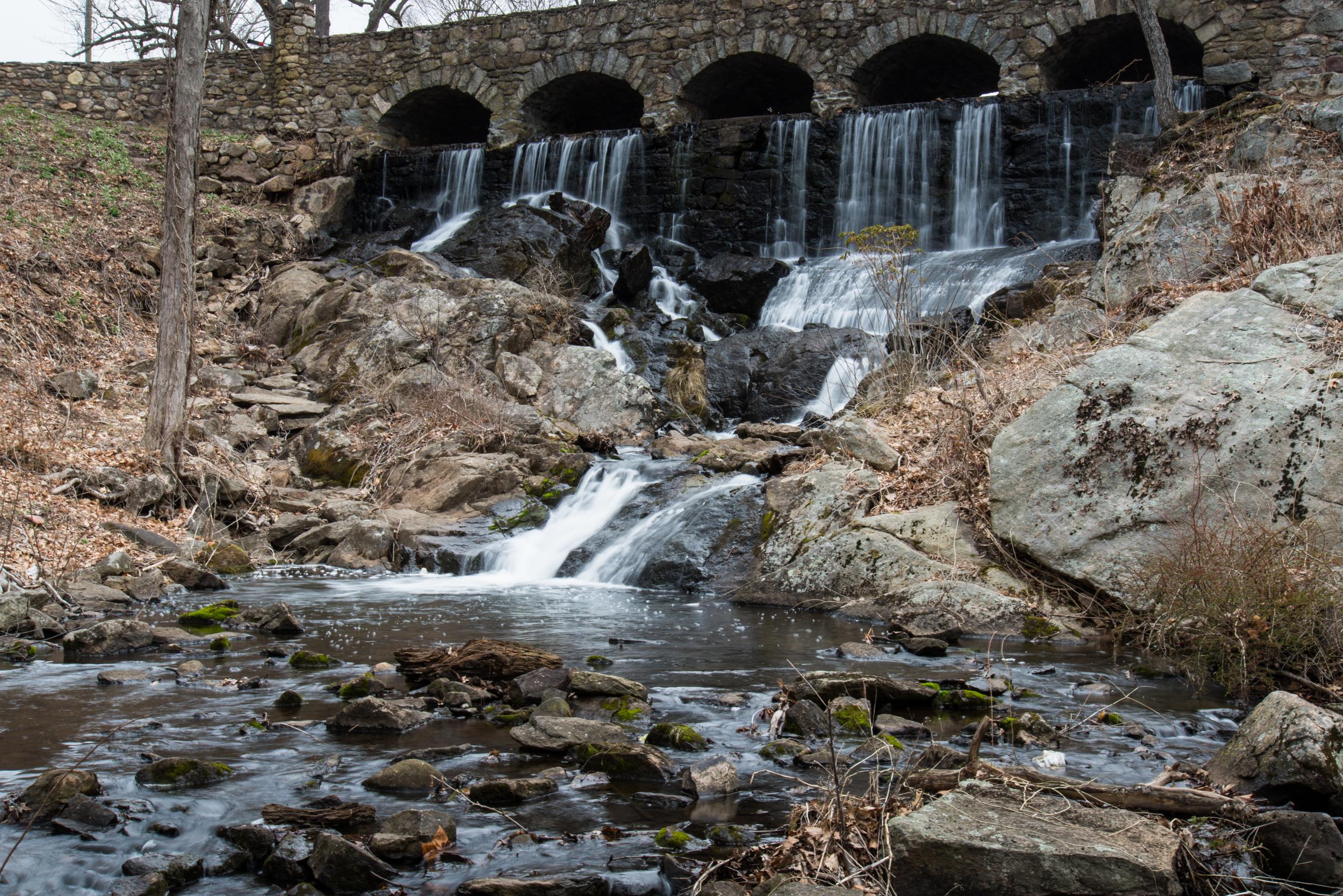 Case Mountain Falls
