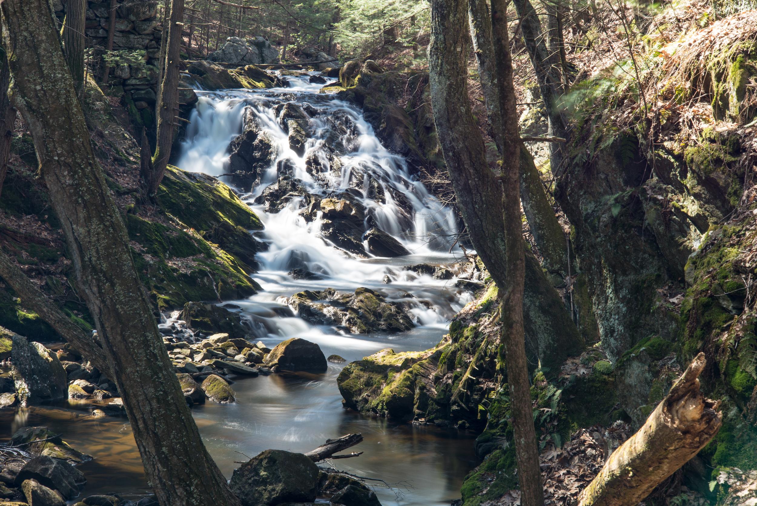 Burlington Falls upper