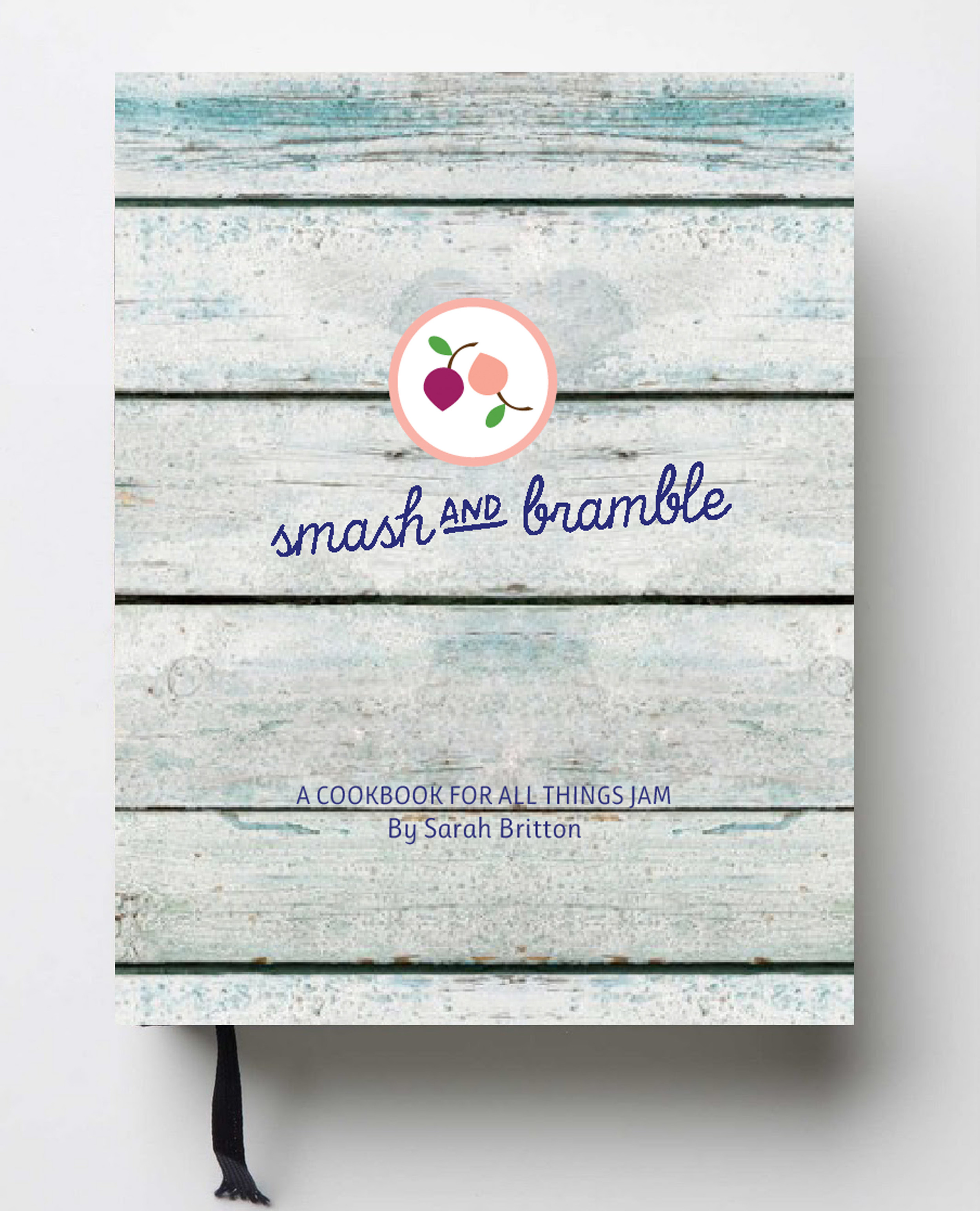 Smash and Bramble Cookbook cover