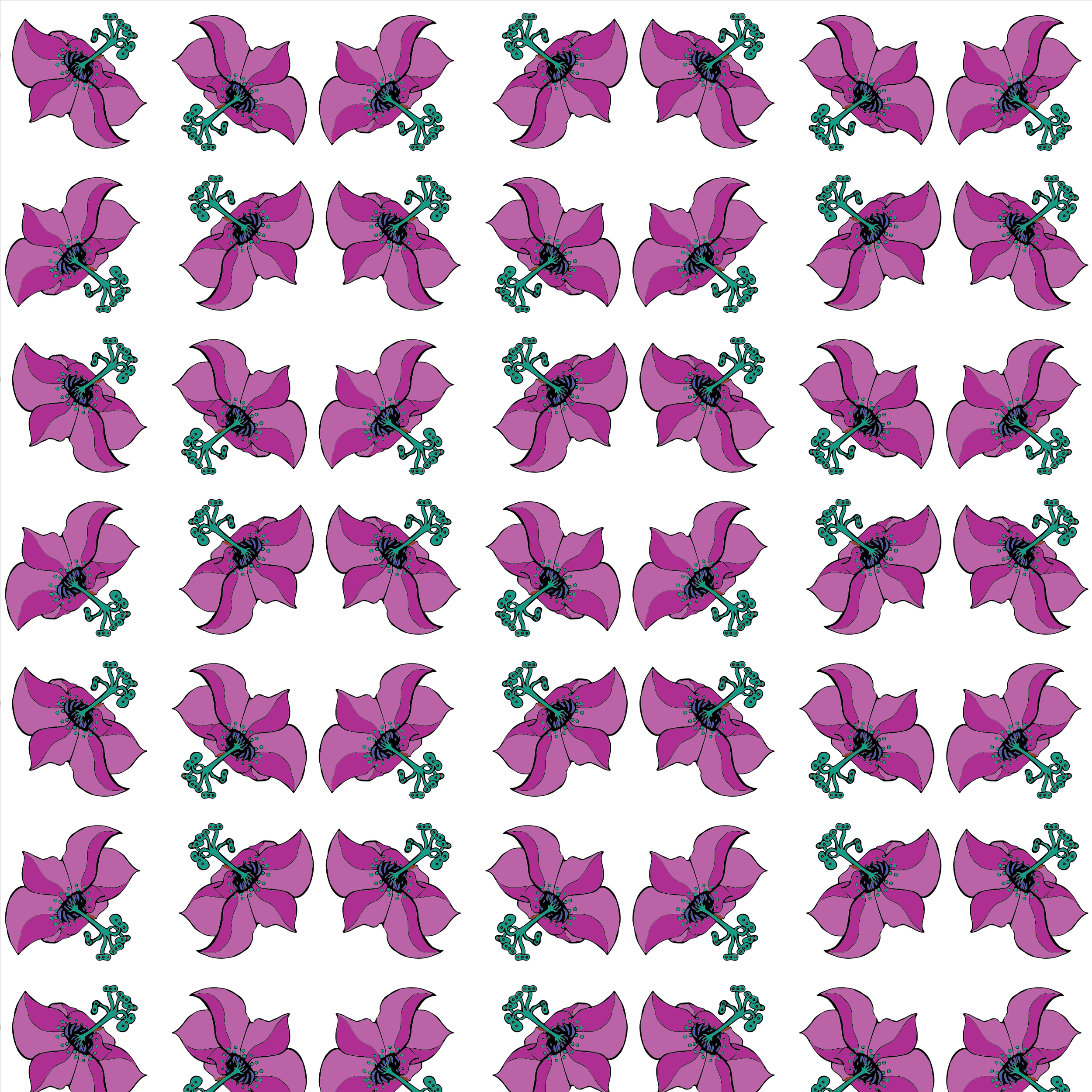 Surface Design Traditional Flower_Purple no leaves.png