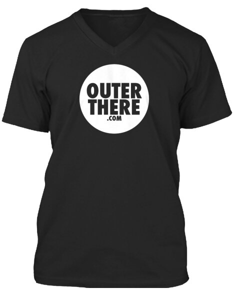 Free Outerthere tee included! - Select size and color during checkout. While supplies last.