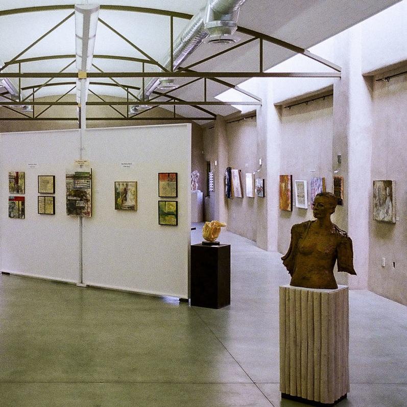 Erin Keane at Museum of Encaustic Art