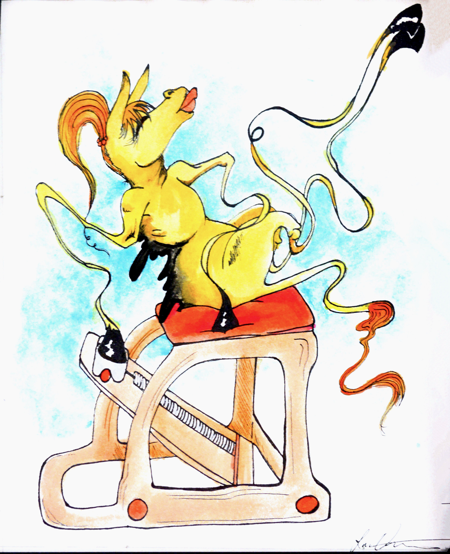 Chair Ass