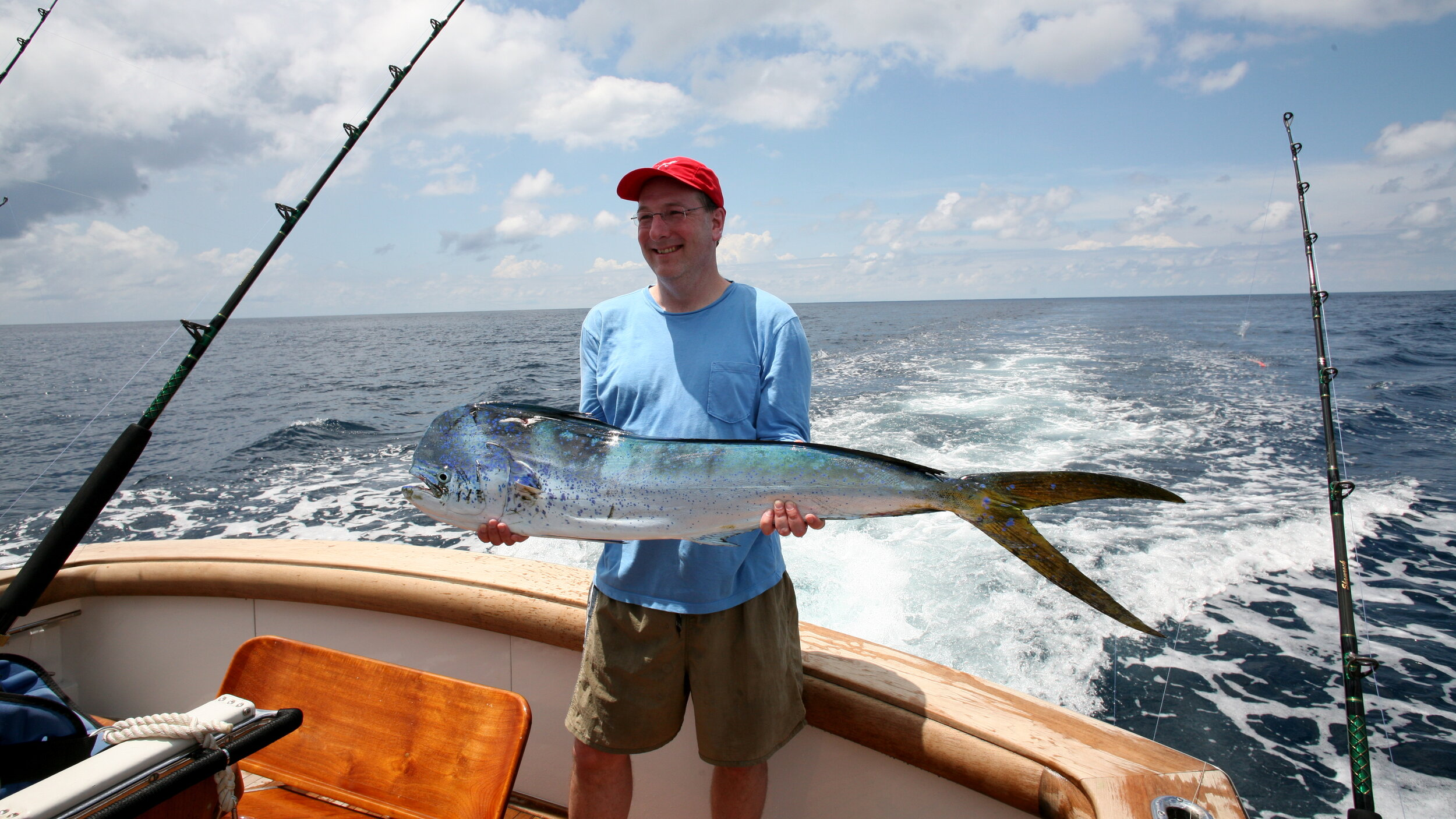 Fish - Go sport fishing in one of the most diverse bodies of water on the planet…