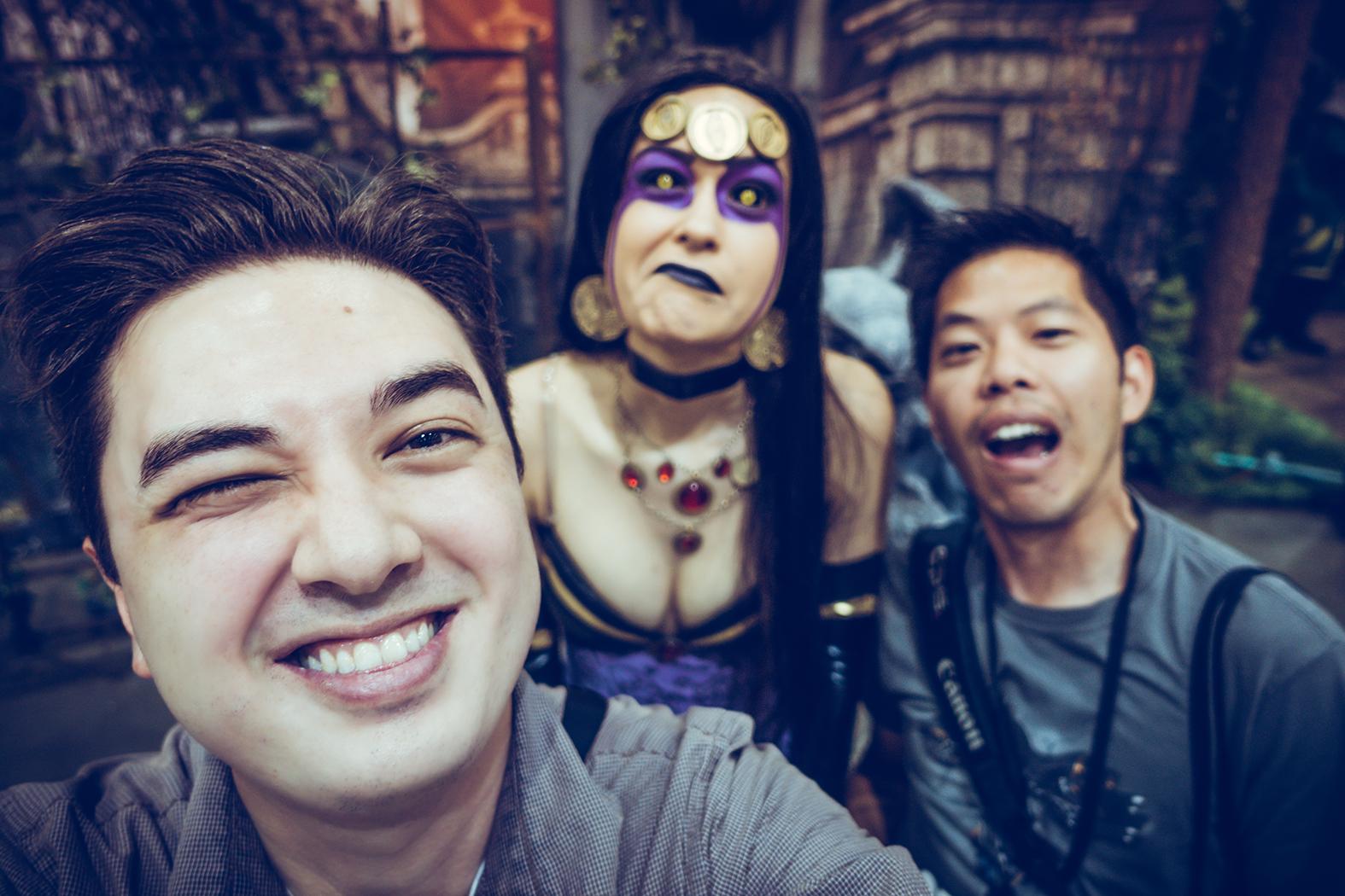 Jennifer, Jono and I