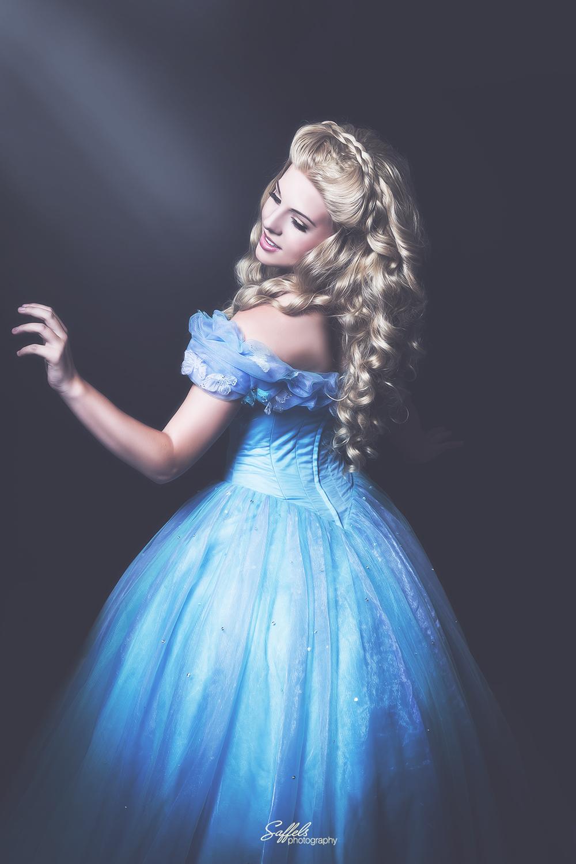 Cinderella - Portrayed by  Courtoon