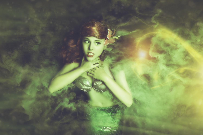 """Poor Unfortunate Soul"" Ariel by  Courtoon"