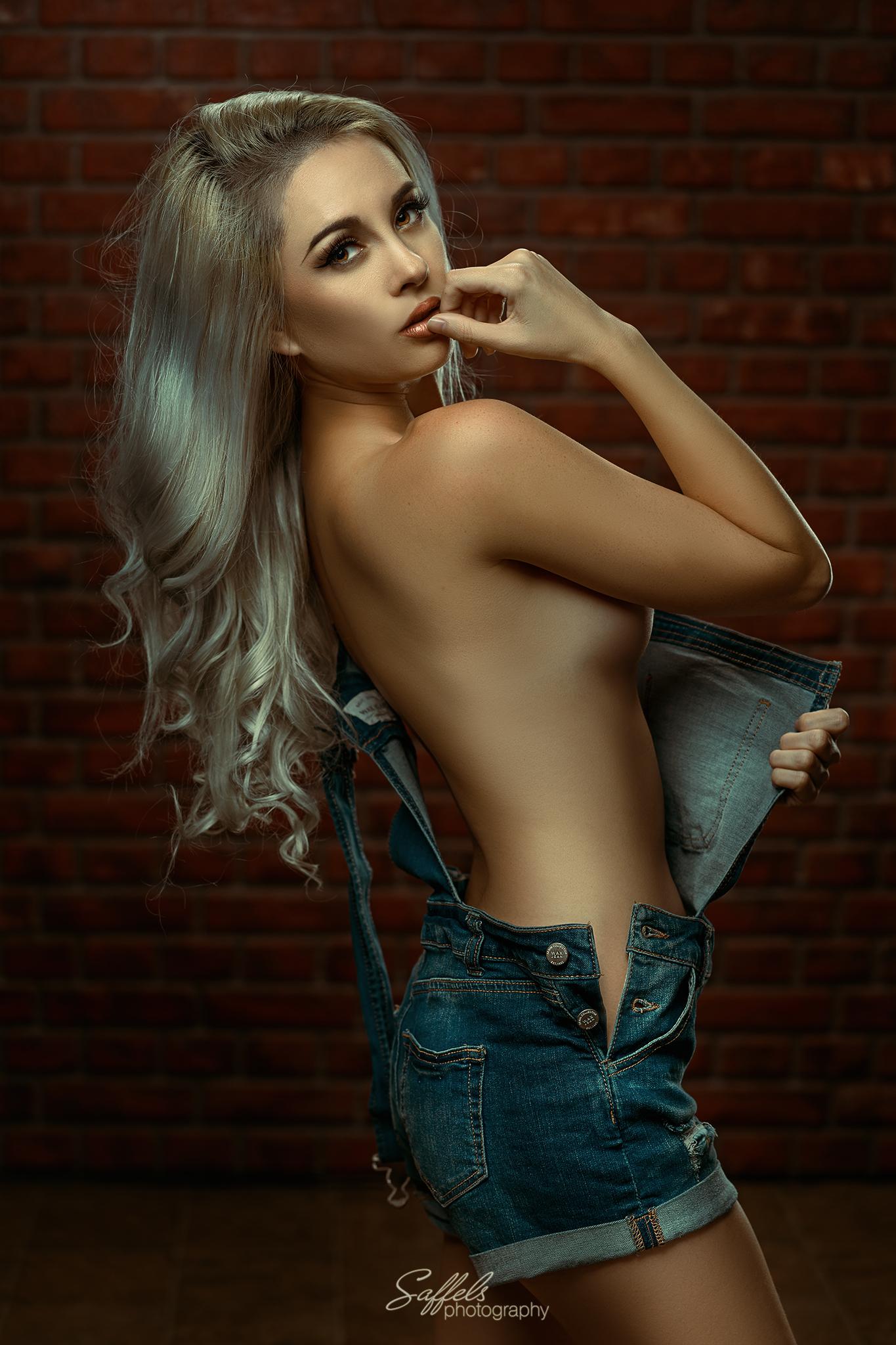 Sexy Overalls mini set