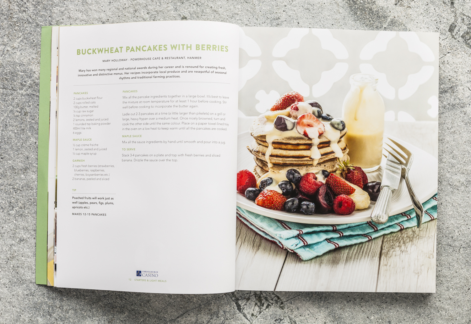 The Food Connection Cookbook