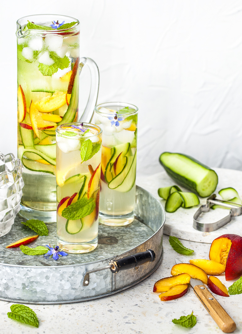 The Food Union - Fruity Summer Sangria with Calvados
