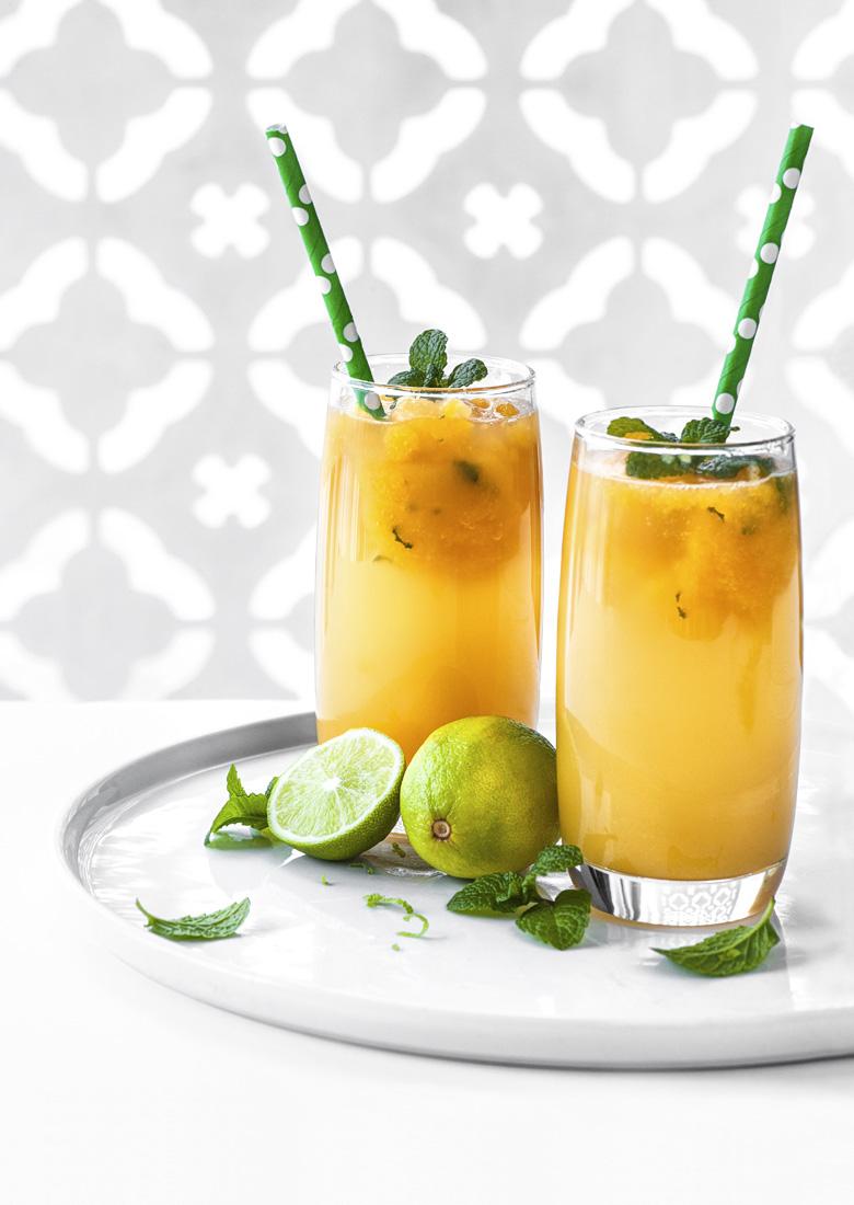The Food Union - Mango, Lime & Mint Daiquiri