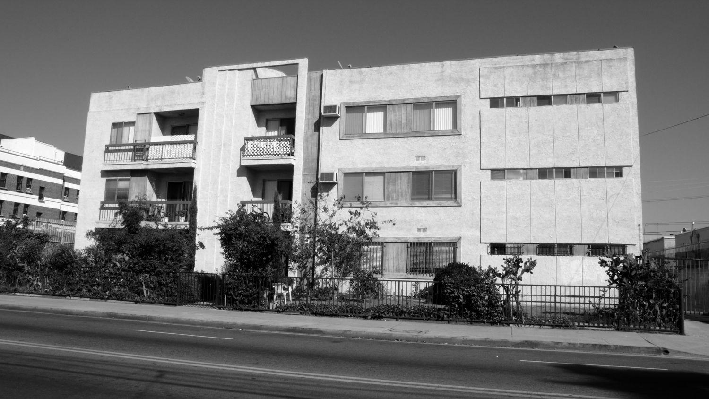 L.A.- 658 WILTON PL. 1979