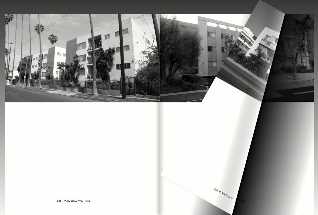 SOME SHULMAN L.A.APARTMENTS- e-book viewable on the website