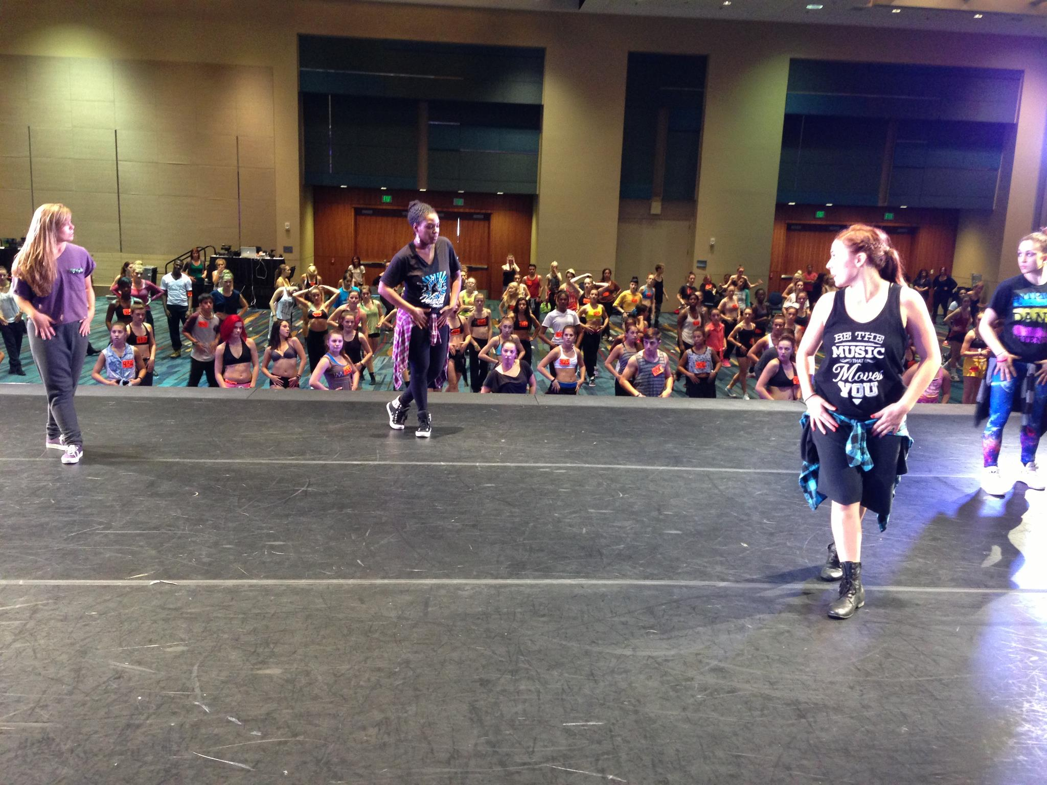 Intrigue Dance Convention in Florida