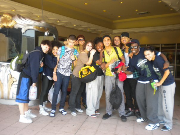Monsters of Hip Hop Cast 2009...great times