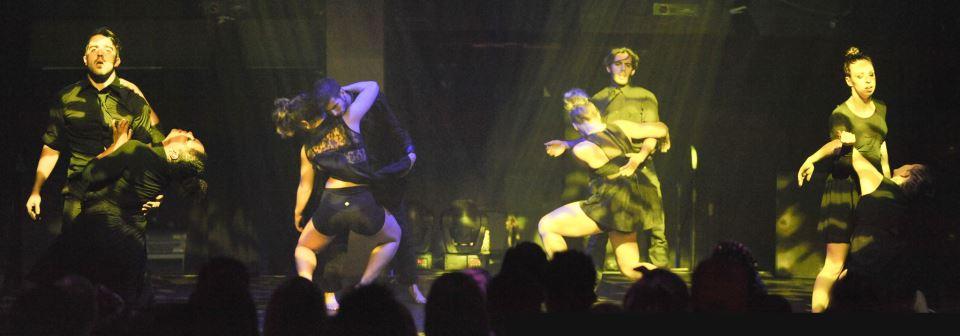 performing for Ms. Erica Sobol at Carnival in Australia!