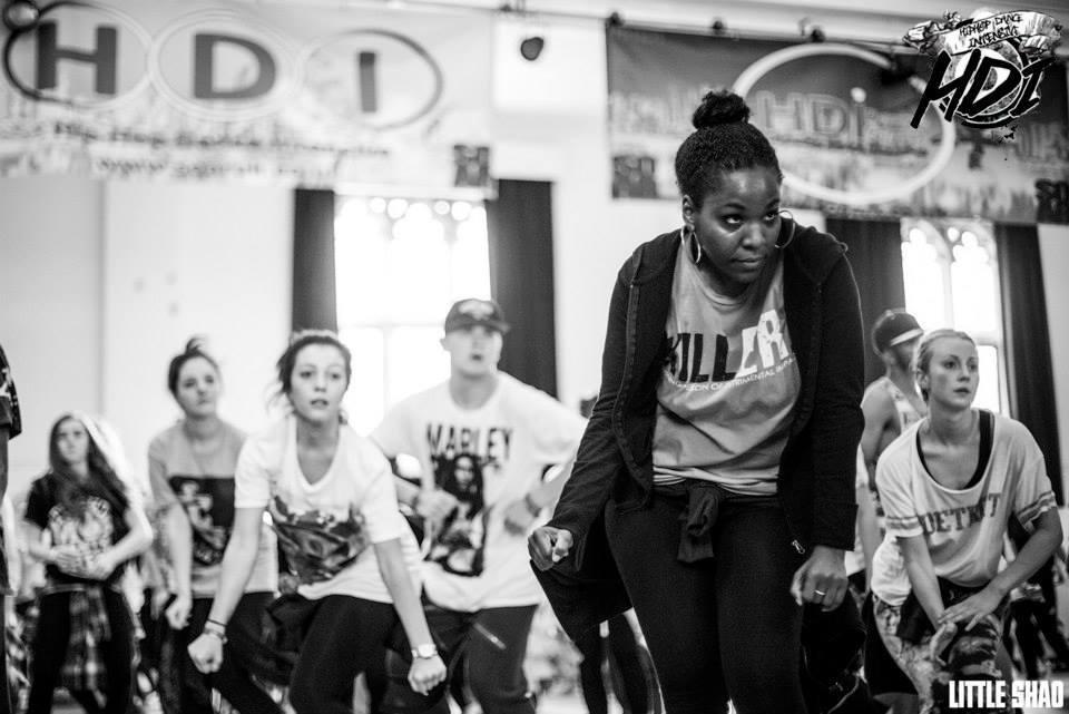 HDI Dance camp in the UK