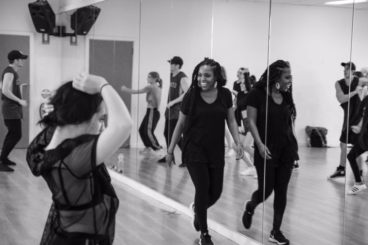 Teaching for Dream Dance Company full-time program in Aussie.