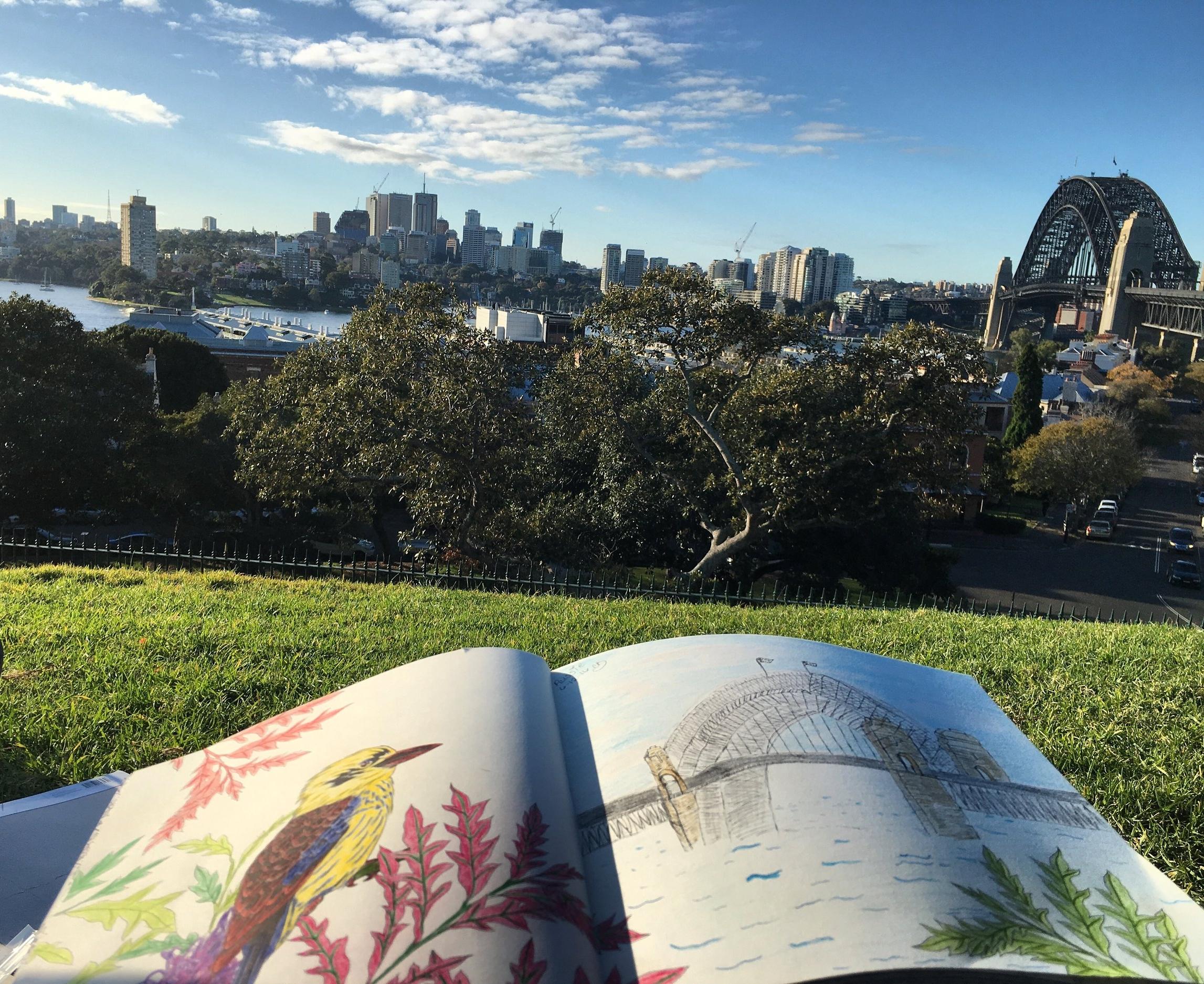 Off day? Park day. Sydney,Australia.