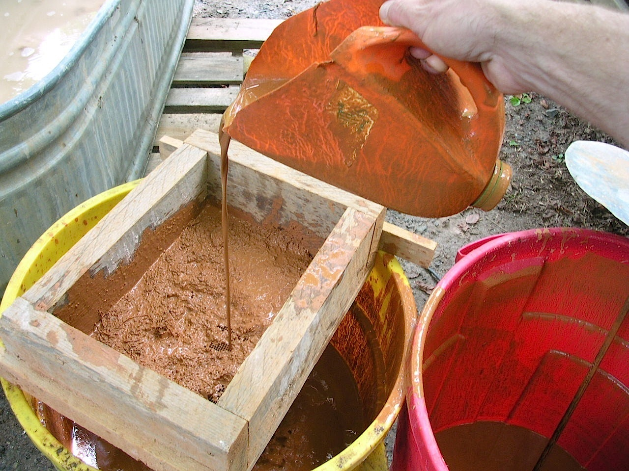 Sieving Local Clay