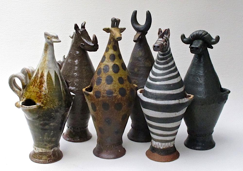 animal bud vases 1.JPG