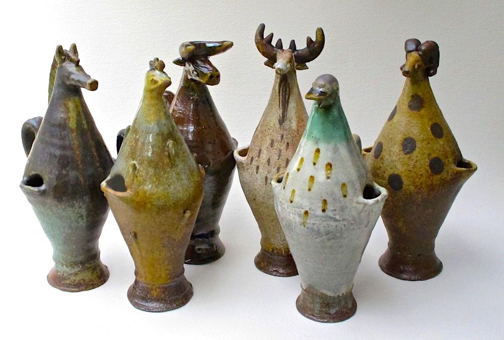 animal bud vases 2.JPG