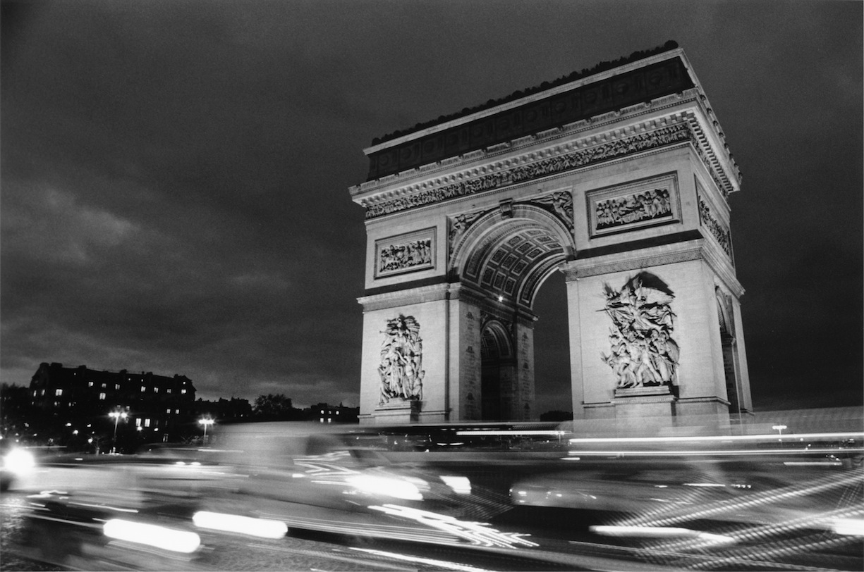 Place Charles de Gaulle | Paris in Black and White | Bill McClave