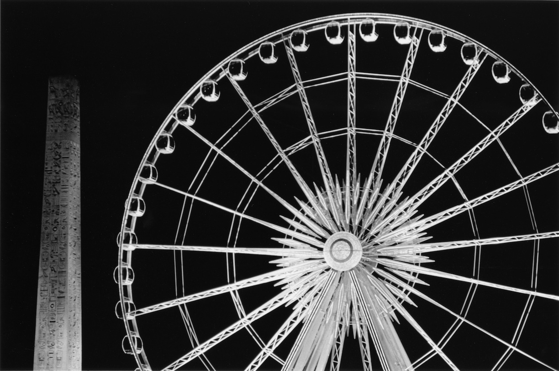 Place de la Concorde | | Paris in Black and White | Bill McClave
