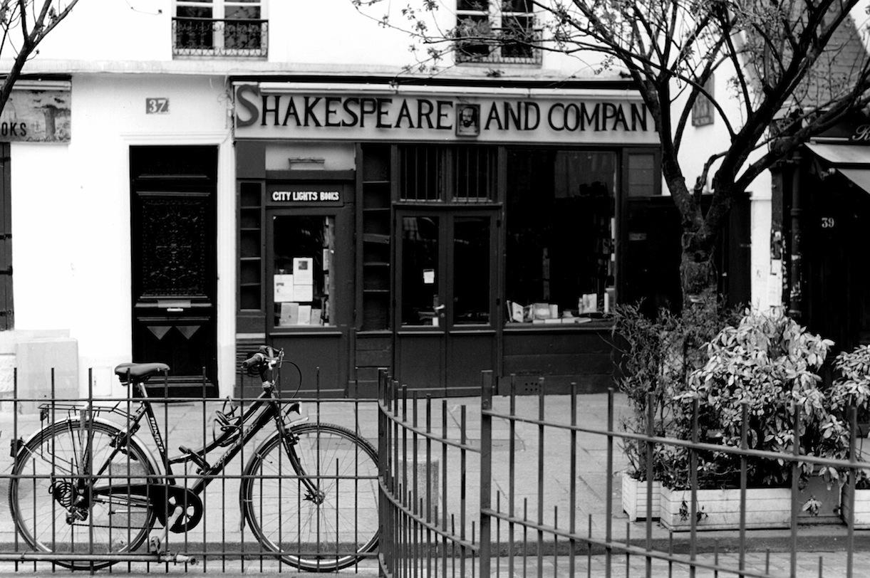 Rue de la Bucherie | Paris in Black and White | Bill McClave