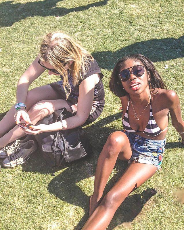 I'm the one your b*sh like  #Coachella #festival #throwback #music #musicfestival #californiadreaming