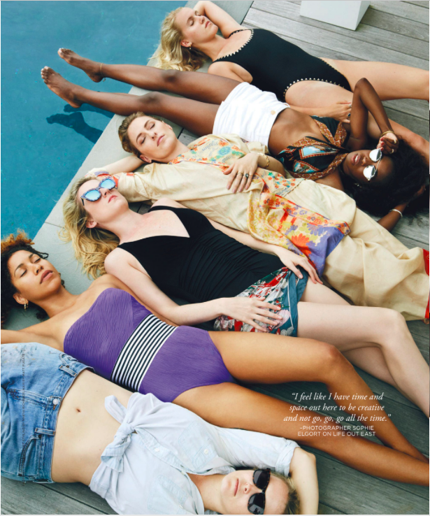 Beach magazine August 2017