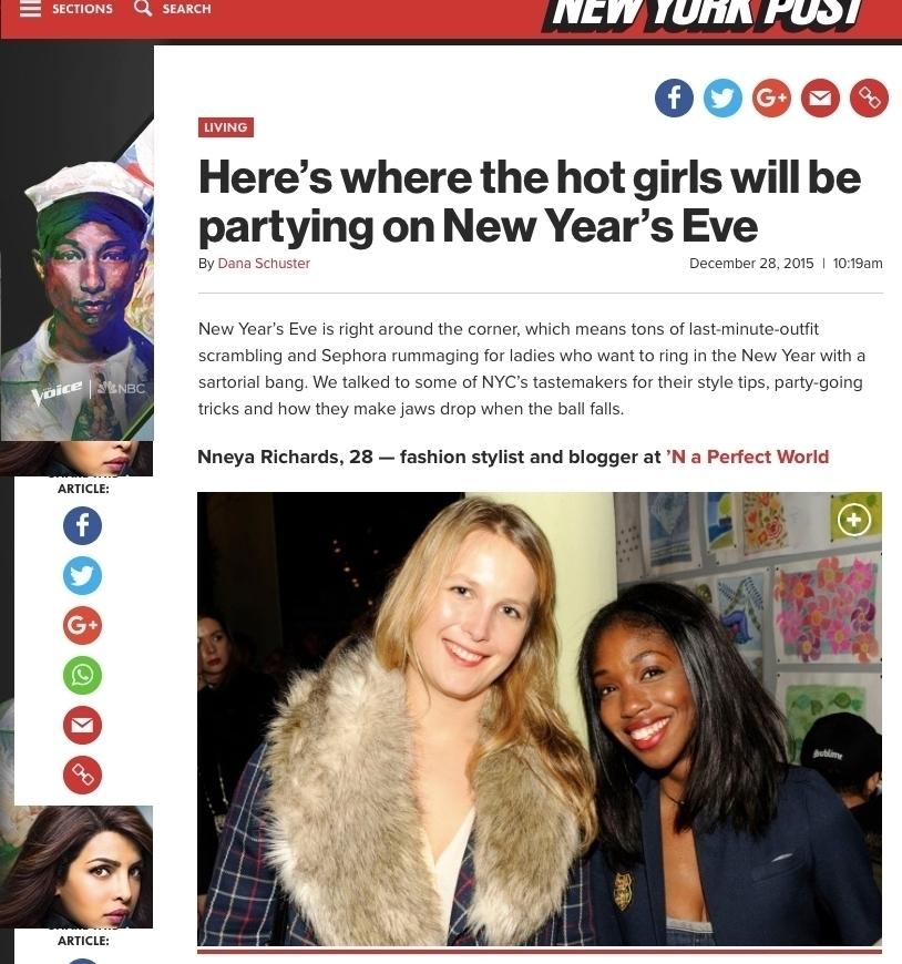 NYPost.com December 2015