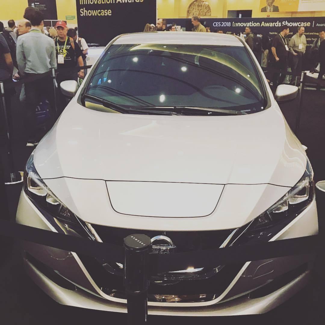 Nissan Leaf all electric car   https://www.instagram.com/p/Brd2jEhl9us/?utm_source=ig_tumblr_share&igshid=ktbg3241t5qu