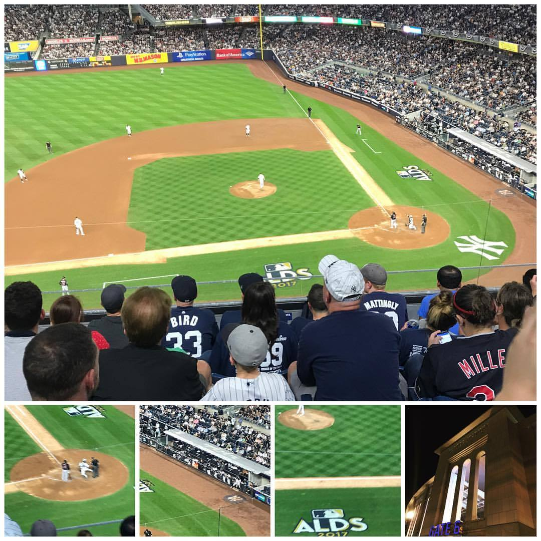 Let's please win this #racefor28 @yankees #ny #NYS #nyy #yankees (at Yankee Stadium)