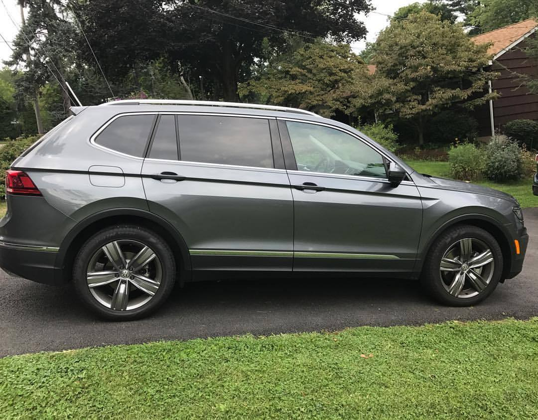 People have been talking about the VW Tiguan. I'll give you my results in the Huffington Post soon enough.