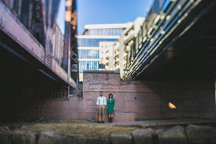 Modern Denver Wedding Photographer