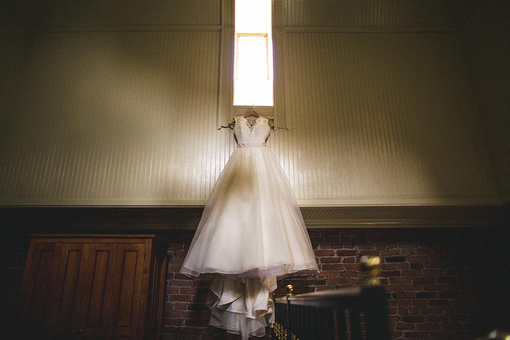 Beaumont Hotel Wedding Dress