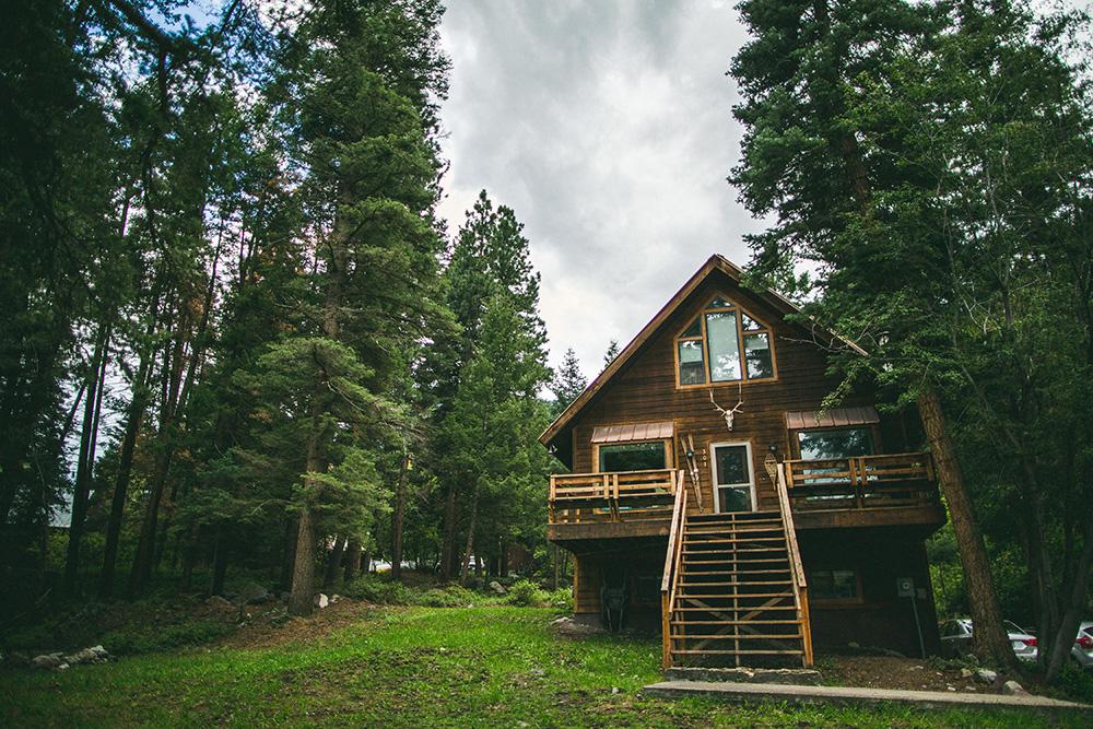 Cabin Ouray Wedding