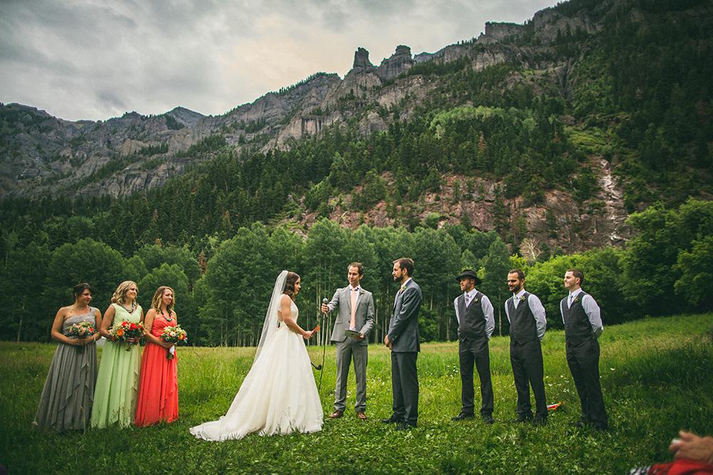 Ouray Wedding Photographer Mountain