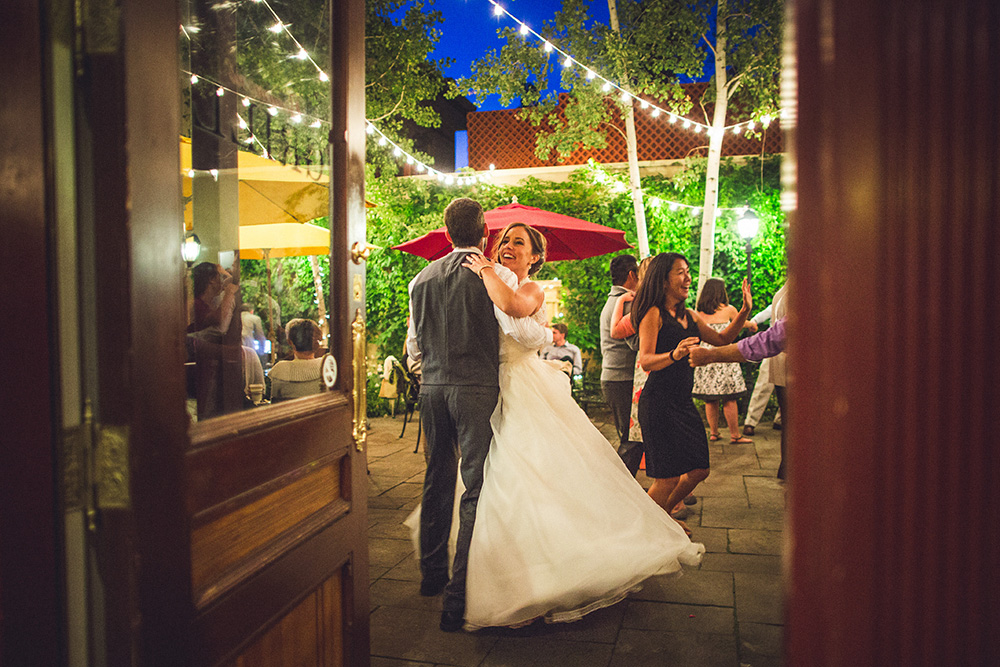 Beaumont Hotel Ouray Wedding