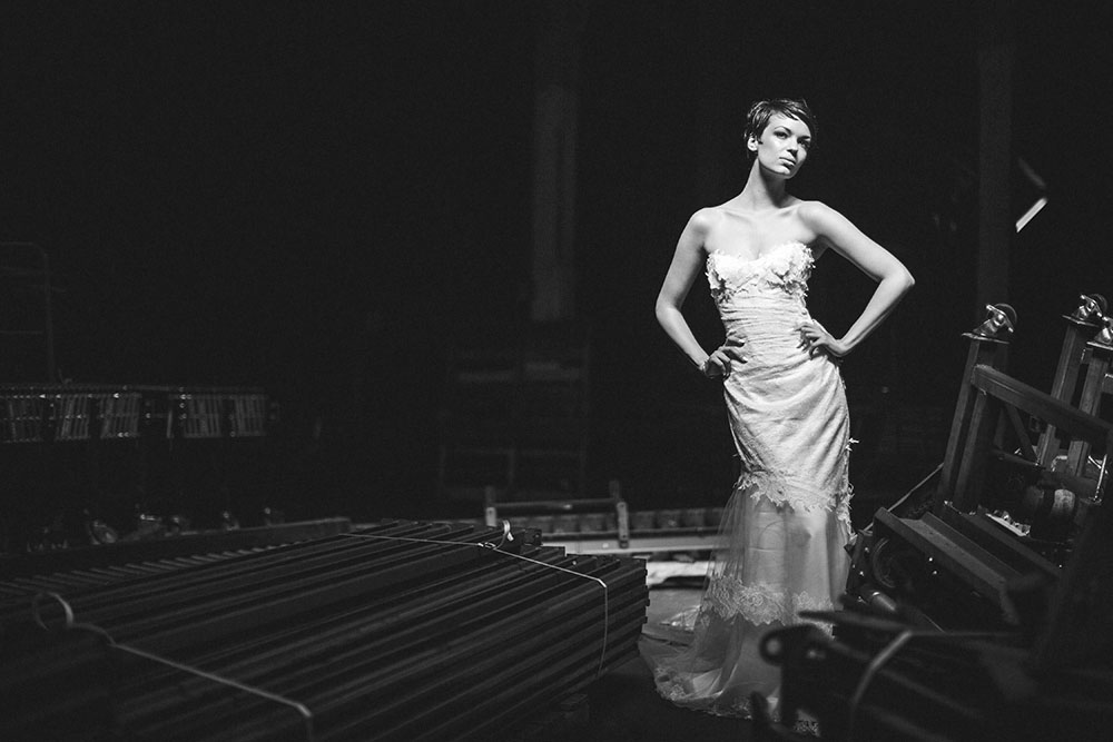 Warehouse bride