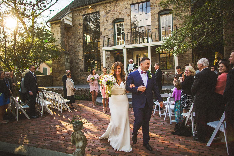 HollyHedge Wedding Ceremony